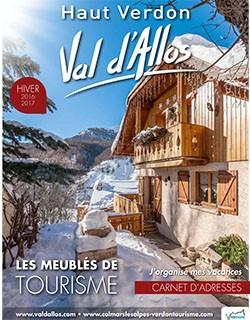 Meublés de tourisme hiver 2016-2017
