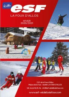 Ecole du ski français de Val d'Allos - la Foux