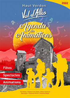 L'agenda des animations