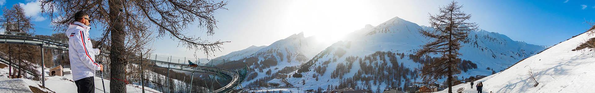 que faire dans le Val d'Allos - après ski