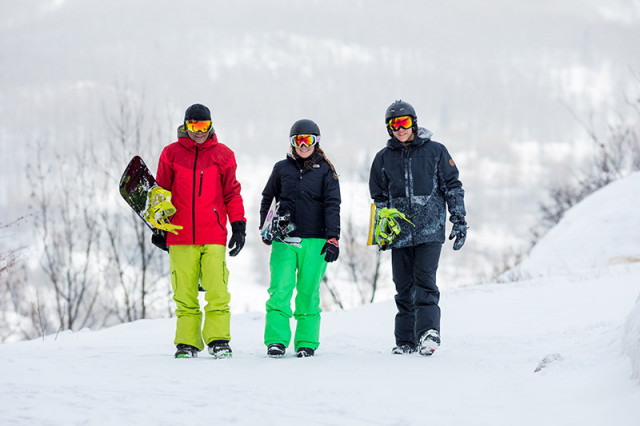 Armadietti per sci