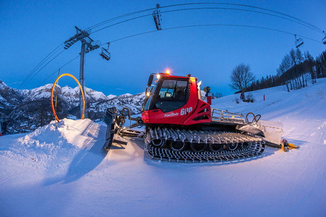 Expériences, extra ski