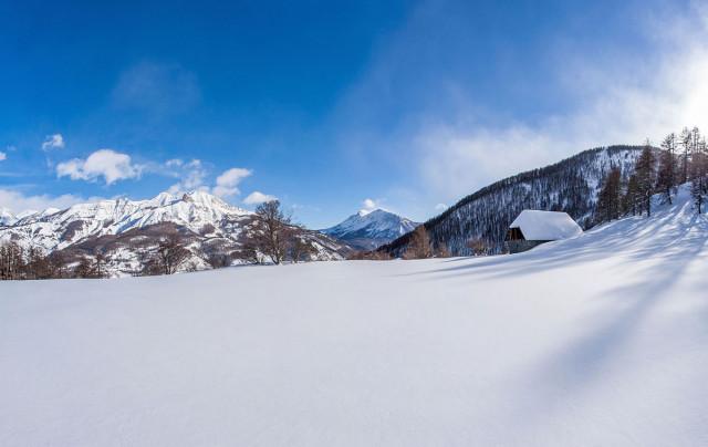 Passeggiate con racchette da neve