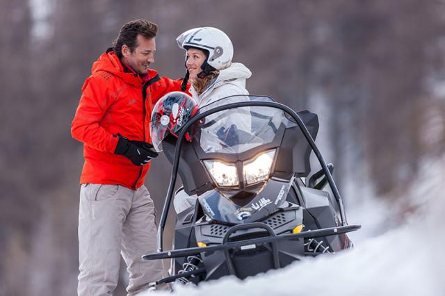 Scooter da neve