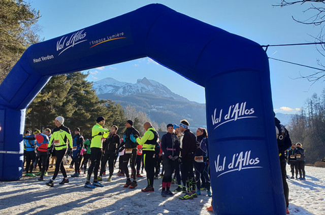 Val d'Allos  Trail Blanc