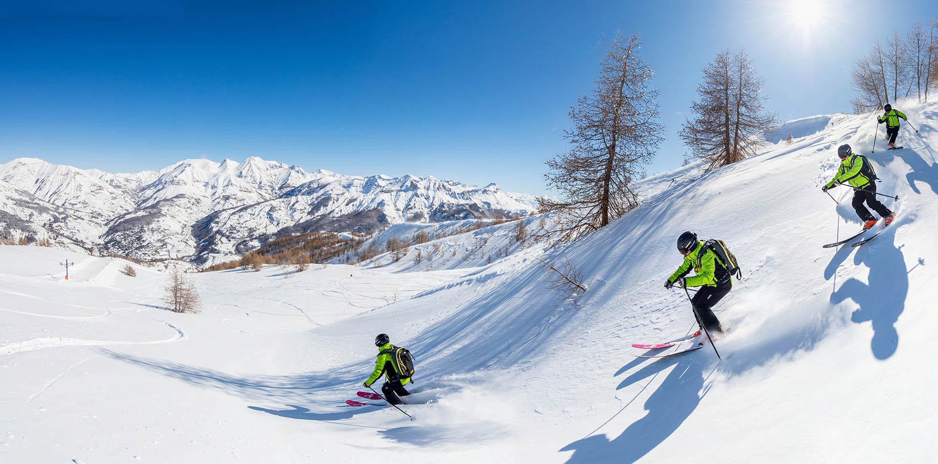 val dallos ski