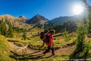 Randonnée au coeur du parc national du Mercantour