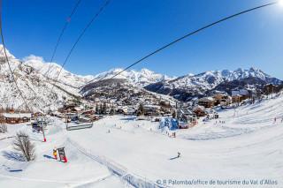 Station de ski de Val d'Allos le Seignus