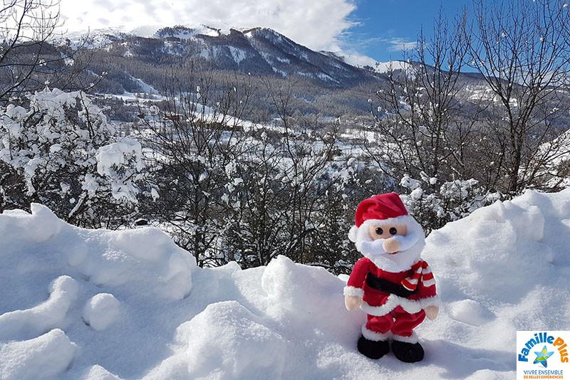 noel a la neige