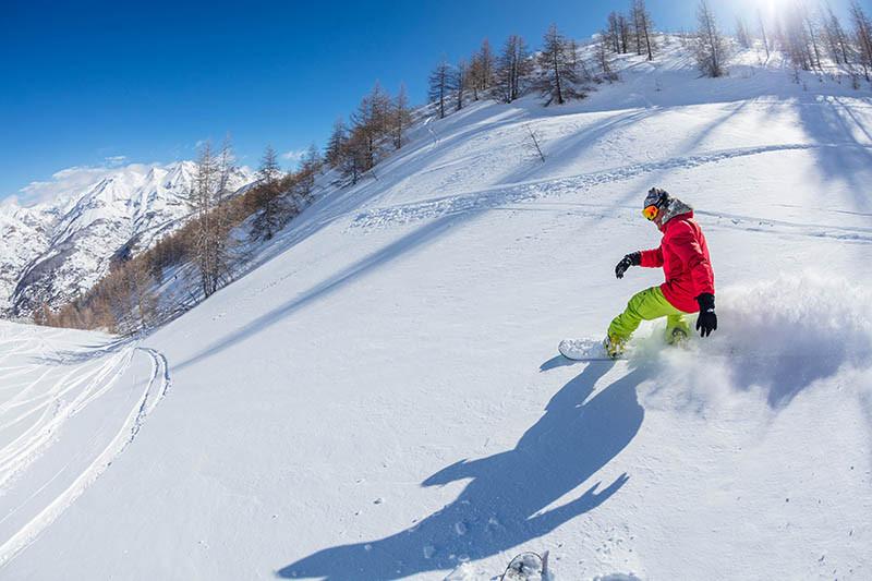 val d'allos ski