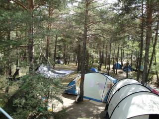 camping bois joly colmars