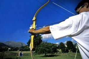Guiny Archerie Tir à l'arc