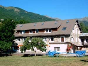 village typique montagne